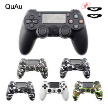 Sem fio bluetooth gamepad para ps4 controlador dualshock 4 joystick para controle remoto ps4 console para playstation 4 controlador