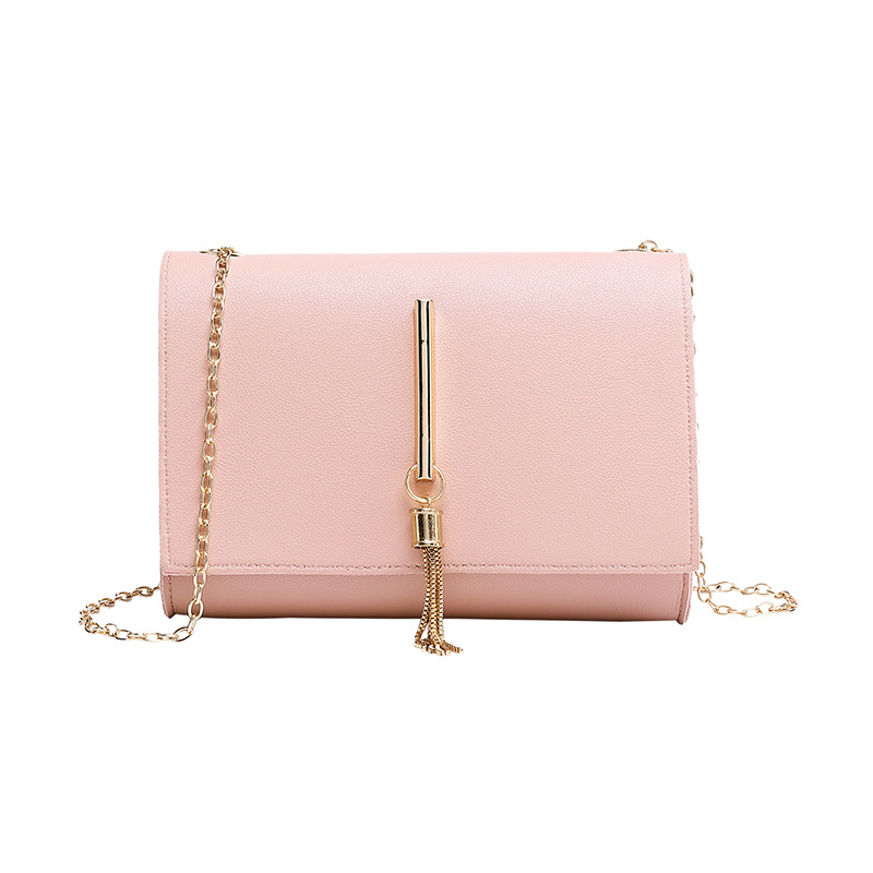 New Fashion Mini Handbags Women's Pu Leather Shoulder Messenger Bags Female Small Crossbody Bags Pink Purse Travel Clutch 2020