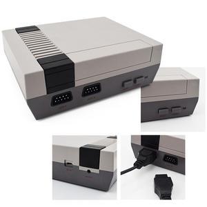 Image 5 - وحدة تحكم تلفاز ألعاب صغيرة 8 بت ريترو كلاسيكي يده الألعاب لاعب المدمج في 500/620 ألعاب AV الناتج لعبة فيديو وحدة التحكم دروبشيبينغ
