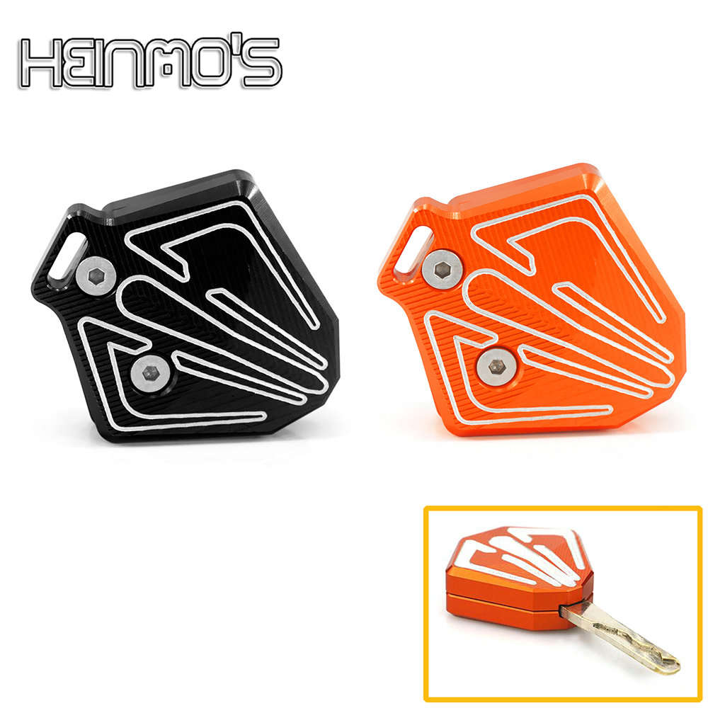 Motorcycle Key Case Shell Protector For KTM Duke 390 125 200 250 2013-2017 2018 Key Decorate Accessories For KTM Duke 390 13-18 image