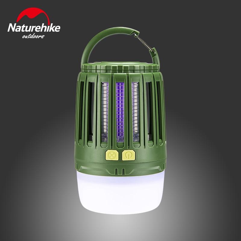 Naturehike Multi-Function Mosquito Killing Lamp Camping Tent Light Lighting Portable Campsite Lamp