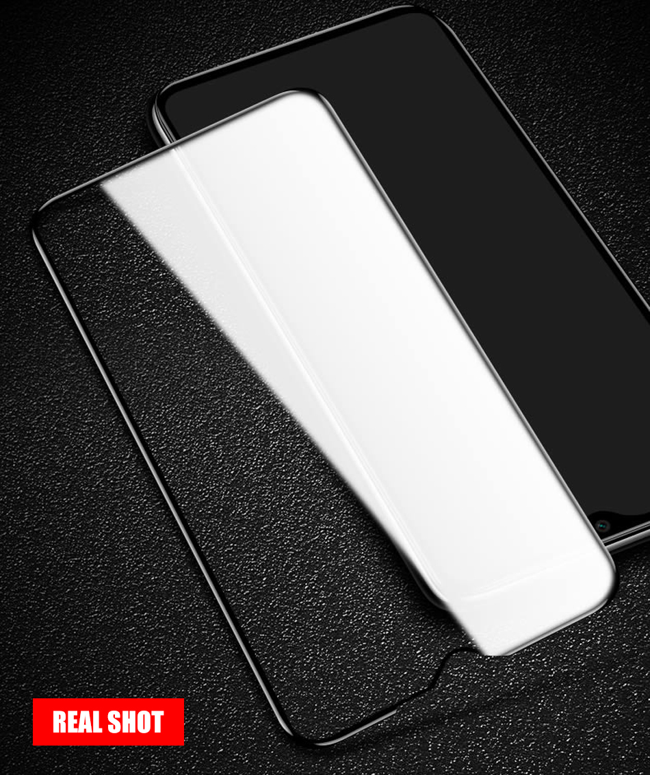 2 in 1 HD Full Protective Clear Screen Tempered Glass Lens For Xiaomi Redmi 12
