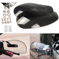 Motorcycle handguards Hand guard windshield Deflector kit for honda rebel 300 kawasaki ex500 yamaha xt660 suzuki v strom 650