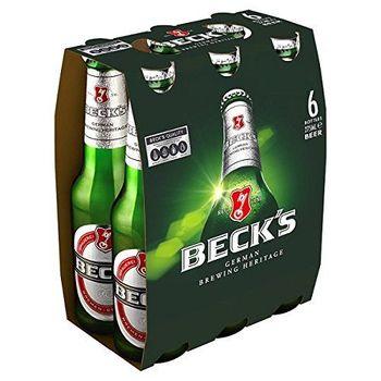 Becks Bier 6 x 275ml Pack (4 x 6x275ml)