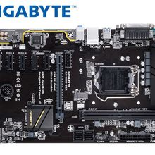 Desktop Lga 1151 H110-D3A DDR4 USB2.0 USED 32GB Gigabyte USB3.1 Mainbaord Original