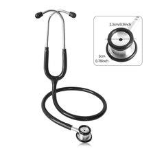 Doctor Nurse Cardiology Stethoscope Baby Newborn Stethoscope Professional Pediatric Stethoscope Dual Sided Stethoscope