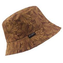 Bucket-Hat Fisherman-Cap Printed Reversible Harajuku Outdoor Summer Unisex Sunscreen