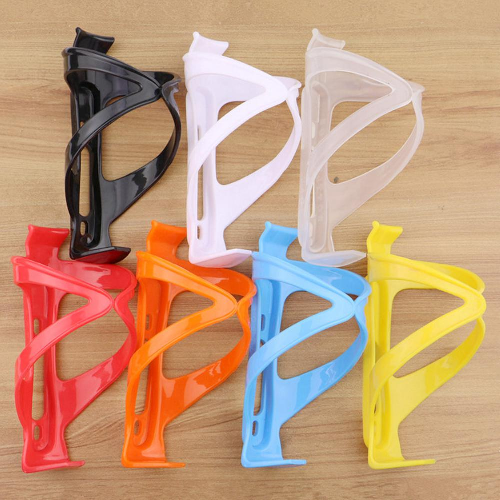 PVC Bicycle Bike Cycling Water Bottle Cup Holder Cages Drink Bike Kettle Support Rack Cage Cycling Accessories