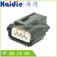 Free shipping 2sets 4pin Auto Electric Housing Plug Waterproof Wiring Harness Connector PK605-04027