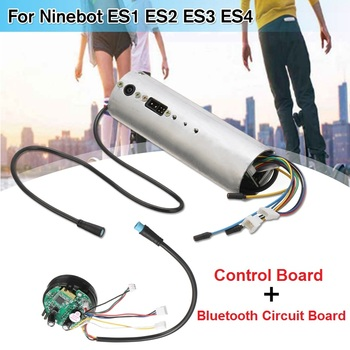 Electric Scooter Dashboard Motherboard Controller Bluetooth Circuit Board For Ninebot Es1 Es2 Es3 Es4 Electric Scooter Part