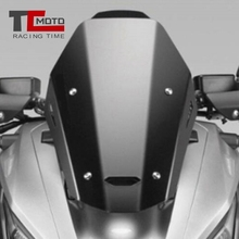 TCMOTO Motorcycle Accessories Street Bike Windshield Wind Deflector Windscreen For HONDA xadv 750 X adv 750 X-ADV 750 2017 2018 8mm motorcycle accessories for honda stands screws swin garm swingarm spools slider for honda x adv xadv x adv 750 2017 2018