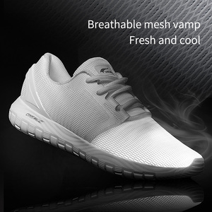 Image 4 - ONEMIX 2020 Men Lightweight Running Shoes Outdoors Jogging Shoes Walking Sneakers Flexible Soft Summer Breathable Sports Shoes