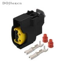 Conector Molex de 2 pines para coche, arnés de cables automotriz a prueba de agua, 5, 10, 20 y 50 juegos, 49093-0211, Envío Gratis