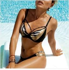 H5e0ea0aebfd9401c96dea4943d1a396ev Swimwear Women Sexy Bikini Set 2019 New Push Up Micro Swimsuit Female Bathers Bandage Bathing Suit Beach Bikini Two-Piece Suits