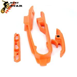 Motorcycle Chain Guide Slider Swingarm Brake Hose Clamp For KTM SX SXF SX-F 125 150 200 250 350 450 525 2011 2012-2014 2015 Auto(China)