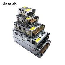 5V 2A 3A 5A 8A 10A 12A 20A 40A 60A 70A Switch Led Voeding Transformers Voor WS2812B WS2801 SK6812 SK9822 APA102 Led Strip
