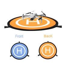 Almofada de pouso dobrável fast-fold avental para dji mavic pro mini faísca ar mavic 2 fantasma 3 4 drone acessórios universais