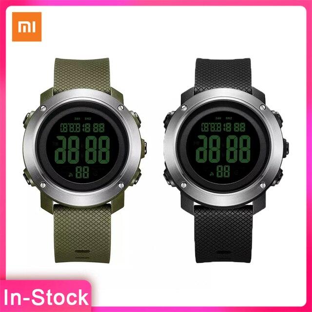 XiaomiYoupin ALIFIT Digital Watches Multifunctional Outdoor Waterproof Noctilucent Display Calender Alarm Countdown Sports Watch