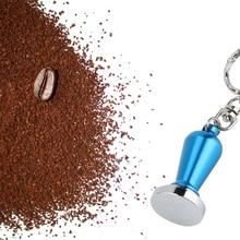 Keychains Coffee Glass 23MM Pendant Jewelry Chocolate-Art Leisure Hot Women New-Fashion