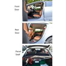 Черная резиновая защита для автомобильной двери автомобиля аксессуар защита износостойкий автомобиль корабль Пылезащитная прокладка 300 см