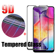 HD Camera Lens Film For Samsung Galaxy A50 Tempered Glass Safety Film Screen Protector For Samsung Galaxy A50 Protective Glass hd film mobile phone protective film scratch hd tape packaging for samsung galaxy s3