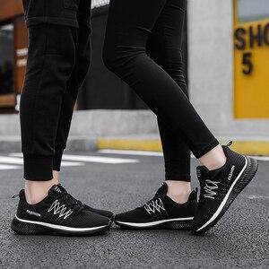 Image 4 - JINTOHO Big Size Unisex Sneakers Fashion Casual Shoes Breathable Shoes For Men Cheap Men Sneakers Band Male Shoes Men Shose