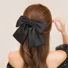 Headband Hair-Clip-Accessories Barrette Fabric Elastic Korean Girls Women Fashion Big-Bows