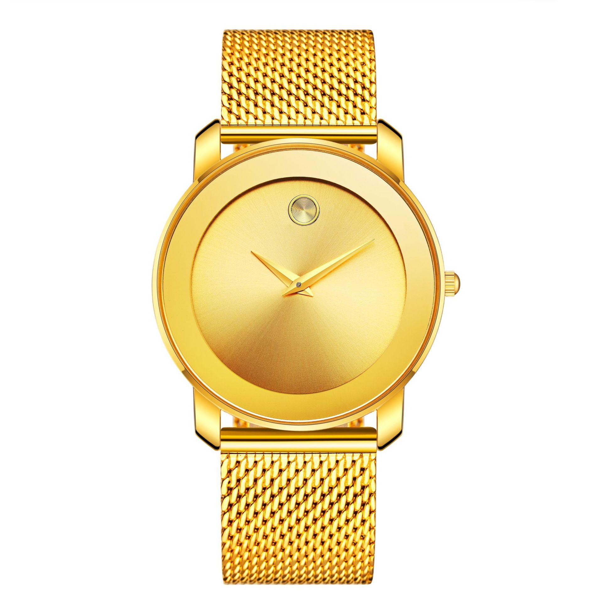 Men's Watches Men Watch 2019 Luxury Brand Waterproof Relogio Masculino New Arrival Golded Clock Gold Big Hot Men's Wrist Watch