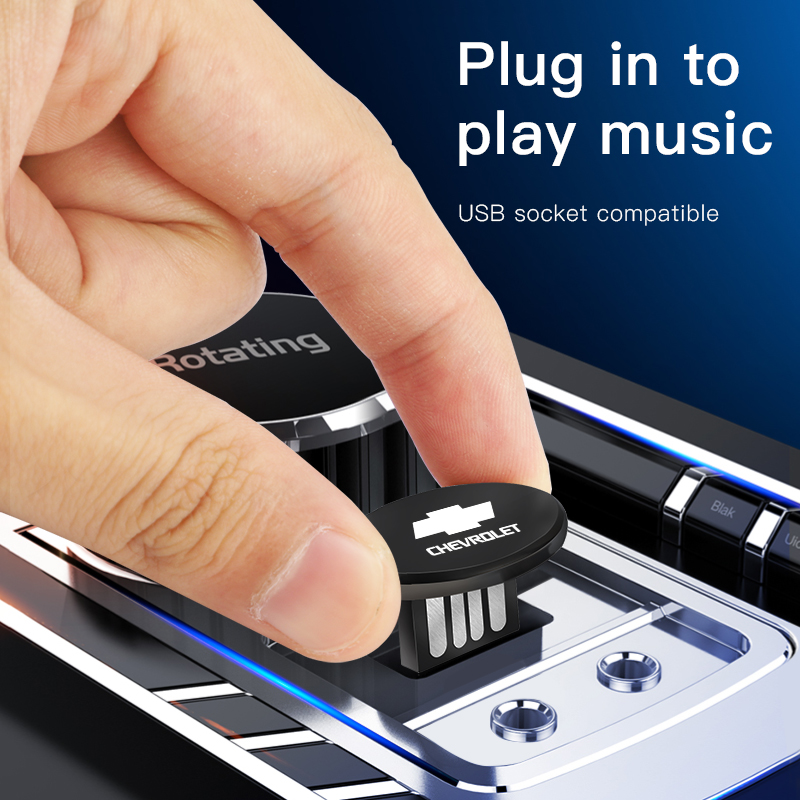 1Pcs New Styling Mini USB Flash Drive Portable Waterproof For Chevrolet Equinox Cruze Captiva Spark Z71 Aveo Camaro Trailblazer