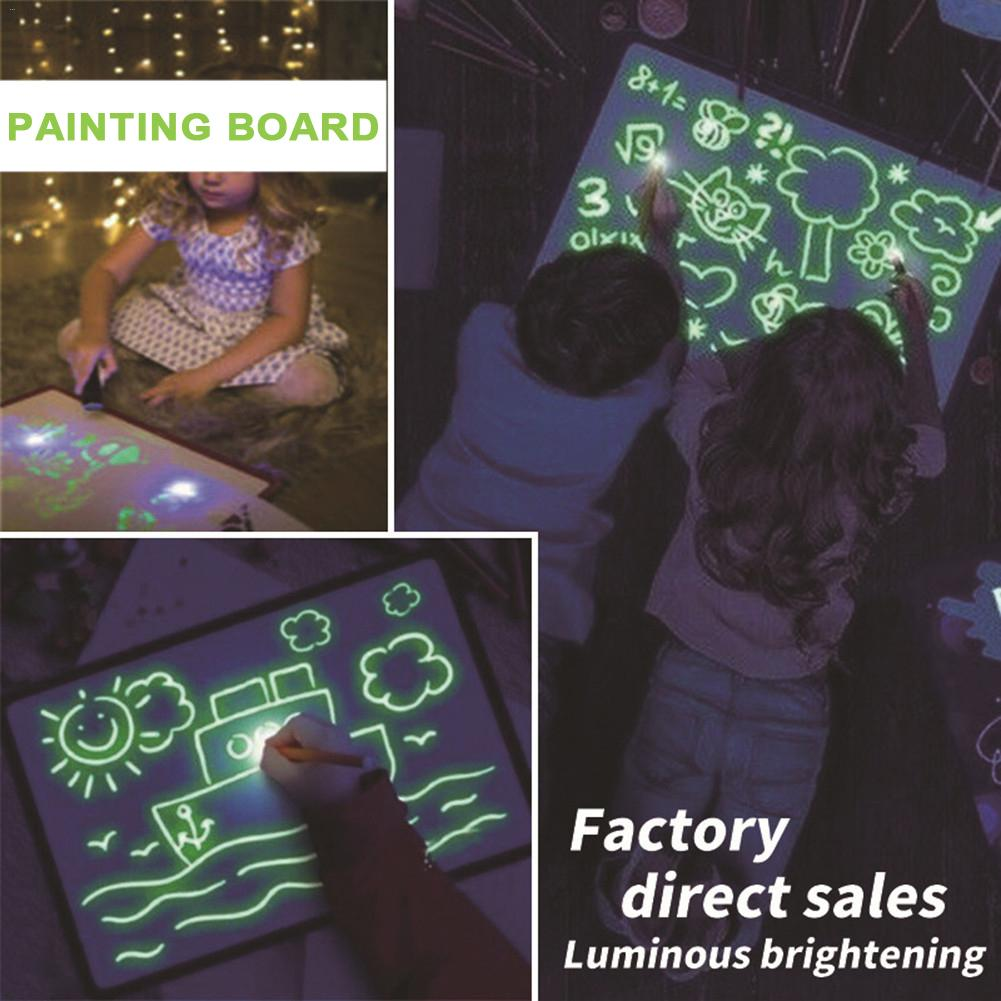 Fun and Developing Toy Doodstage Light Drawing