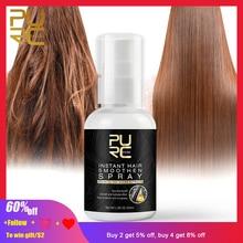 Фиолетовый марокканское аргановое масло уход за волосами спрей мягкий уход за волосами и кожей головы ремонт предотвращает истончение вол...