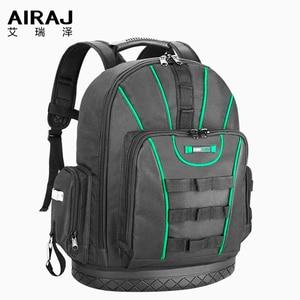 AIRAJ Tool Backpack, Waterproo