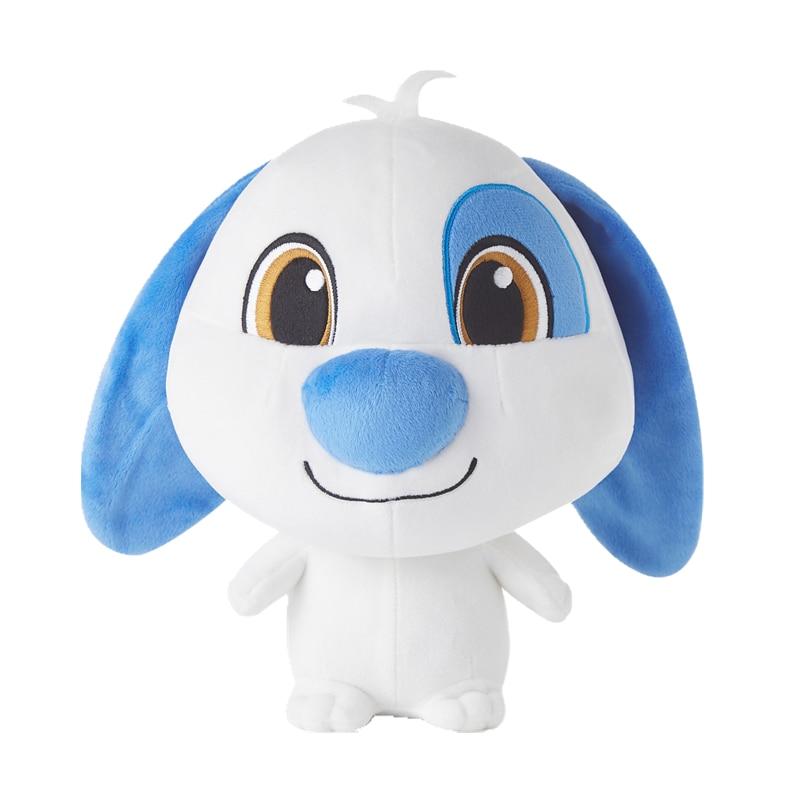 Stuffed Plush Cute Toys Hank Bule Dog Talking Tom And Friends Animal Dolls Christmas Birthday Gift For Children Kids