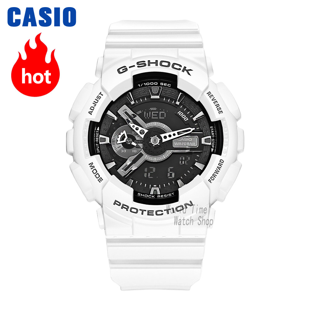 Мужские часы Casio g Shock Лучший бренд класса люкс 200м Водонепроницаемые часы Спортивные кварцевые часы Светодиодные цифровые часы Relogio G SHOCK Военные часы для дайвинга Большой футляр противоударный антимагнитный|forme|   | АлиЭкспресс