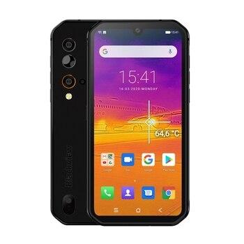 Перейти на Алиэкспресс и купить Blackview BV9900 Pro Helio P90 Восьмиядерный 8 Гб 128 ГБ 5,84 ''FHD + IP68 водонепроницаемый прочный смартфон 48MP Quad camera мобильный телефон