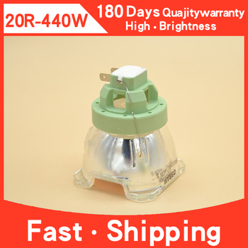 100% new and compatible Sharpy Lamp SIRIUS HRI 440W 20R Osram Beam Light For Moving Head 1pcs Mini order 20R VIP440W