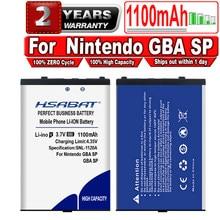 Hsabat 1100 mah bateria para nintendo gba sp gbasp