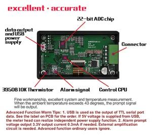 Image 4 - dykb DC METER 200A Li ion Lifepo4 Lithium Battery Monitor Capacity Indicator Voltage Current 12V 24V 36V 48V 60V 72V 4S 7S 10S