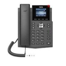 Brand new office phone fanvil  X3S voip sip phone  Business desktop IP telephone