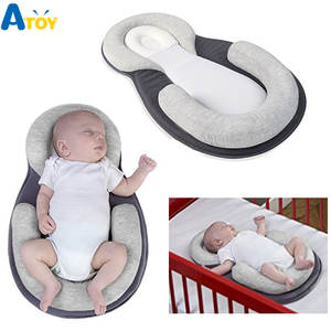 Pillow Positioning-Pad Sleep Newborn Infant Baby Anti-Rollover