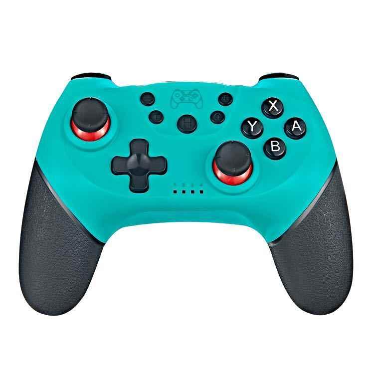 Mando inalámbrico, con Bluetooth, controlador joystick de Juego con mango de 6 ejes para Switch Pro NS-Switch Pro, control de mando profesional para interruptor, nuevo de 2020