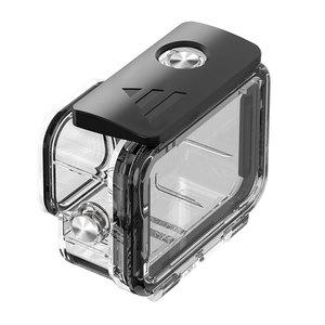 Image 4 - Mergulho 50m à prova dwaterproof água caso habitação para gopro hero 9 acessórios da câmera de ação capa protetora escudo para gopro hero9 acessórios