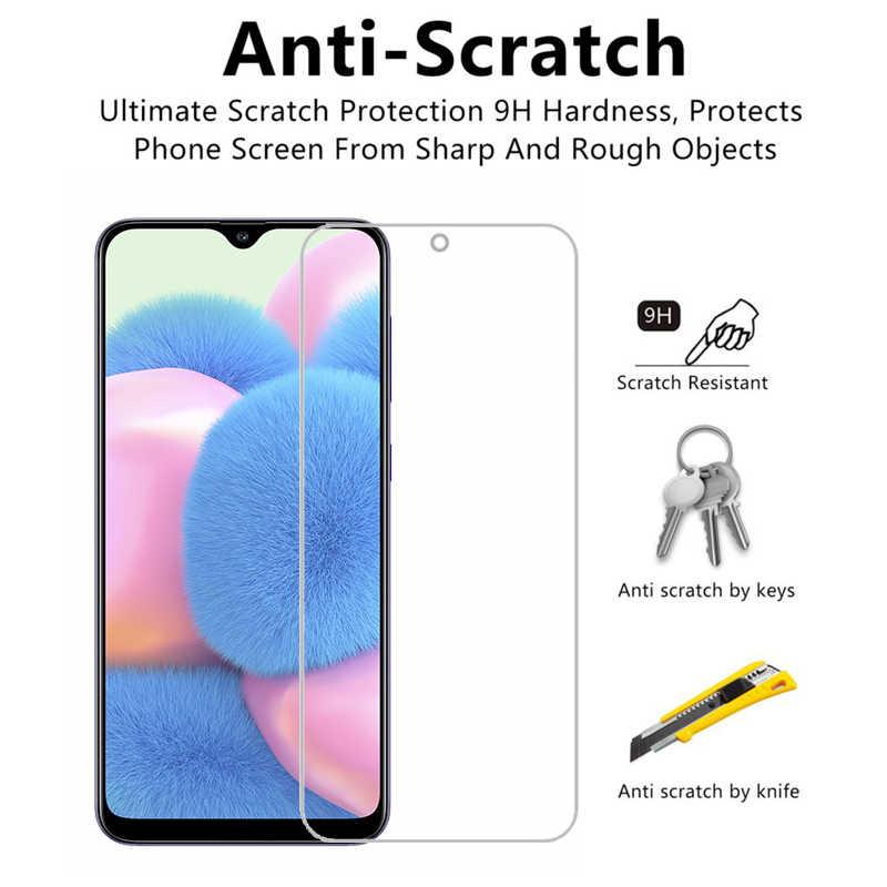 2pcs Protezione Dello Schermo In Vetro Temperato Per Samsung A30s di Protezione di Sicurezza di Vetro Per Samsun Sansung Galaxy A30s Un 30s SM A307 F DS