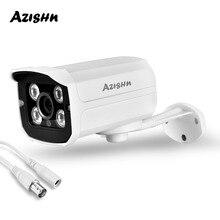 Caméra de Surveillance dextérieur AHD, Full HD 1080P 720P, étanche, 4 pièces, gamme de Vision nocturne à infrarouge, en métal