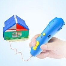 3D Printing Pen Safe Low Temperature PCL Filament Kid Adult