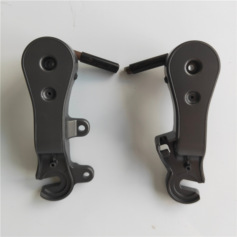 Original Rear shock absorb arm for Mercane Wide Wheel electric scooter Rear suspension parts