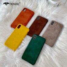 Velvet Green Fabric Phone Case for iPhone