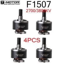 T Motor F1507 1507 2700KV 3 6S / 3800KV 3 4S Bürstenlosen Motor für Cinewhoop RC Drone FPV Racing CineWhoop BetaFPV