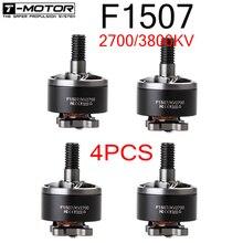 T Motor F1507 1507 2700KV 3 6S / 3800KV 3 4S Brushless Motor for Cinewhoop RC Drone FPV Racing CineWhoop BetaFPV