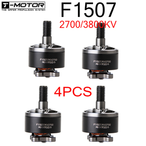 T-Motor F1507 1507 2700KV 3-6S / 3800KV 3-4S Brushless Motor for Cinewhoop RC Drone FPV Racing CineWhoop BetaFPV(China)